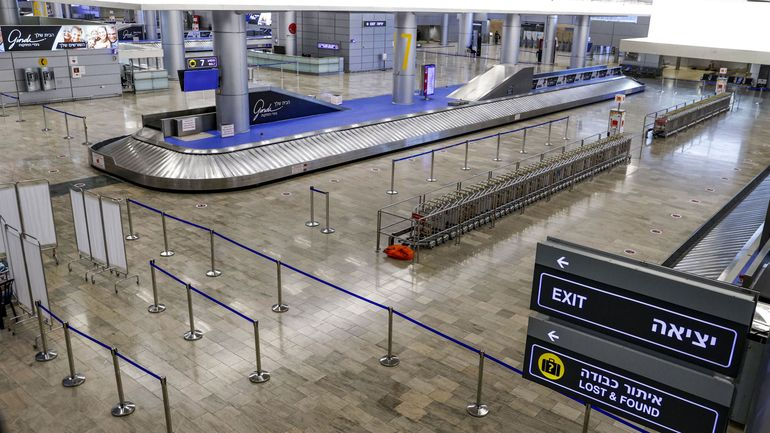 Israël suspend des vols en provenance et à destination de l'étranger pour freiner le Covid-19
