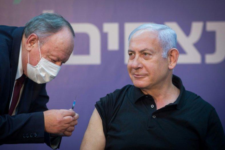 Israël fait un échange controversé de données médicales sur la vaccination contre un lot de vaccins