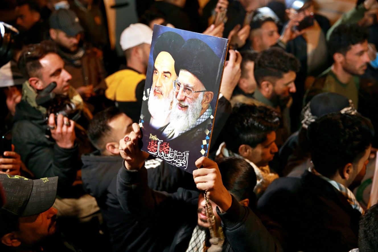 Irak : Des manifestations anti-américaines pour le premier anniversaire du décès du général iranien Soleimani
