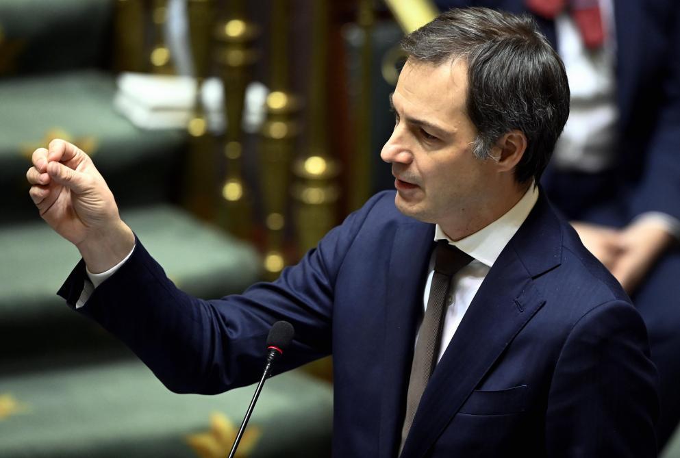 Le Premier ministre belge écarte des poursuites judiciaires contre Pfizer