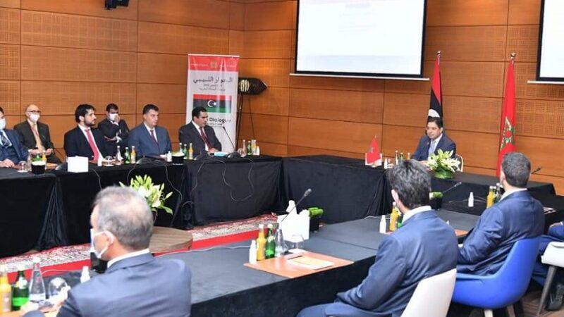 Un nouveau round du dialogue parlementaire inter-libyen se tient au Maroc