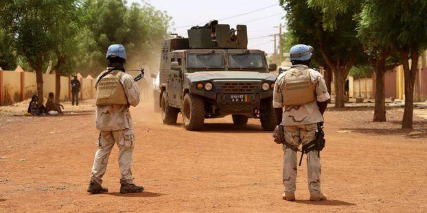 Trois Casques bleus ivoiriens tués dans une attaque djihadiste au Mali