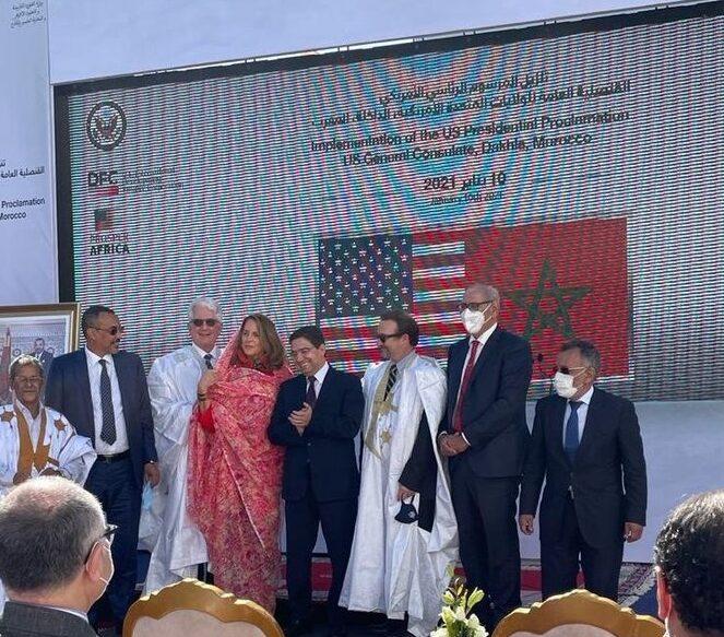 La visite d'une délégation américaine à Dakhla reflète l'appui sans faille au processus d'ouverture d'un consulat américain