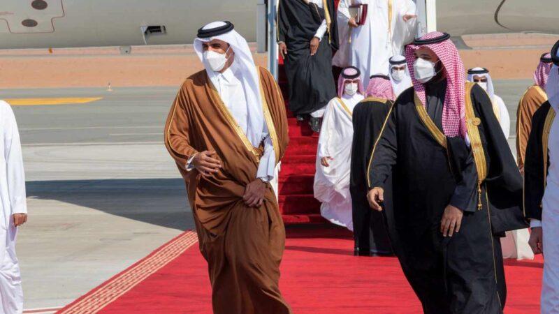 Rétablissement des relations diplomatiques entre le Qatar et ses voisins du Golfe