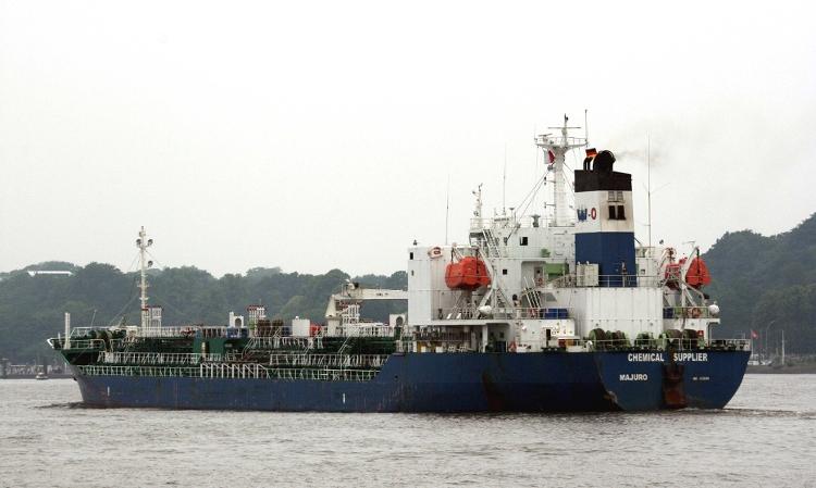 L'Iran saisit un pétrolier battant pavillon sud-coréen