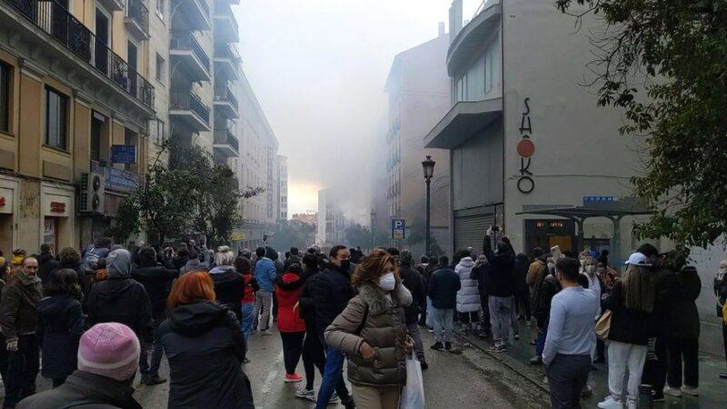 Espagne : Le bilan de l'explosion dans un bâtiment du centre de Madrid s'élève à au moins trois morts