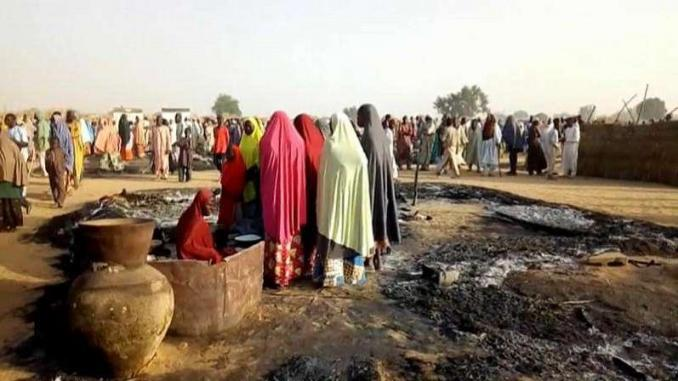 Cent morts dans une attaque contre deux villages à l'ouest du Niger