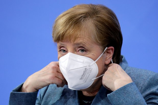 L'Allemagne prolonge les mesures anti-coronavirus jusqu'au 7 mars