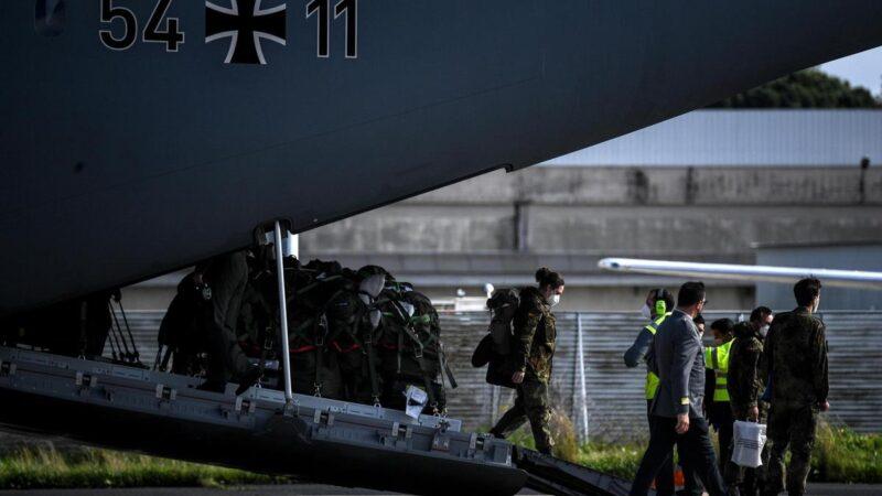 Covid-19 : L'Allemagne part à la rescousse du Portugal