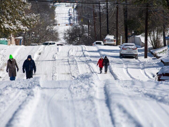 Etats-Unis : Biden décrète l'état de catastrophe majeure au Texas, affecté par de fortes tempêtes hivernales