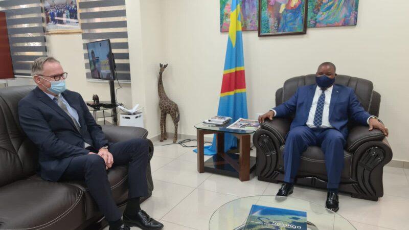RDC : Un partenariat privilégié avec la Norvège