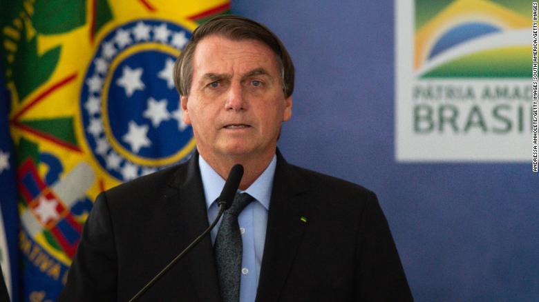 La justice brésilienne condamne Jair Bolsonaro au dédommagement d'une journaliste pour préjudice moral