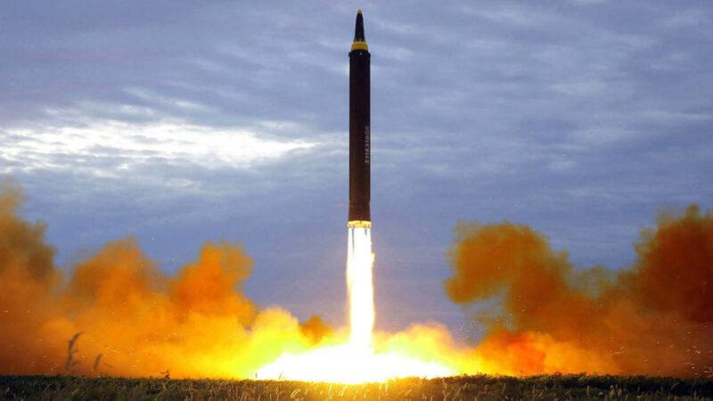 Le tir de deux missiles de courte portée par la Corée du Nord, minimisés par Washington