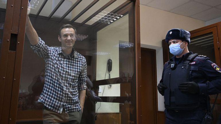 Un tribunal de Moscou valide le refus d'enquêter sur l'empoisonnement d'Alexeï Navalny