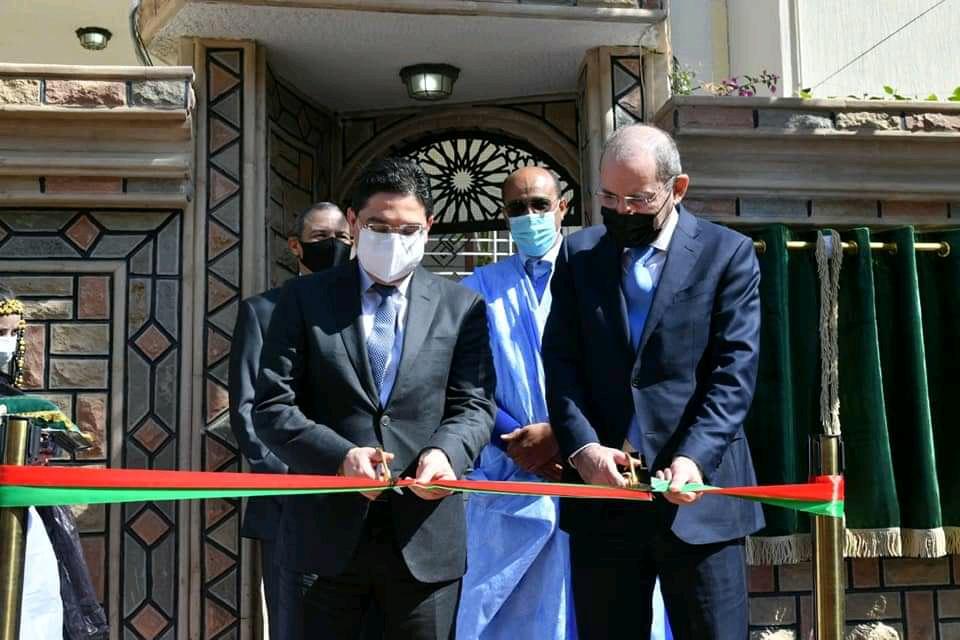 Maroc-Sahara : La Jordanie ouvre un consulat général à Laâyoune
