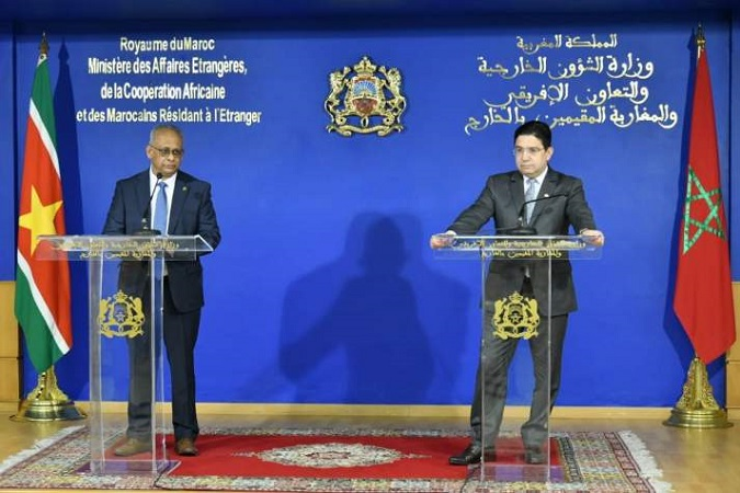 Maroc-Sahara: Le Suriname annonce l'ouverture prochainement d'un consulat à Dakhla