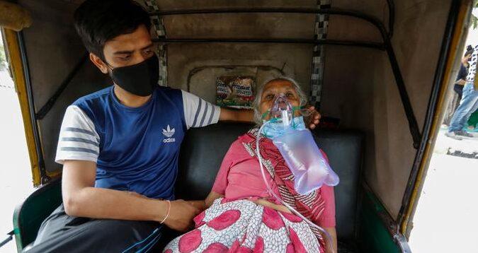Covid-19 : Berlin apporte son aide médicale à l'Inde