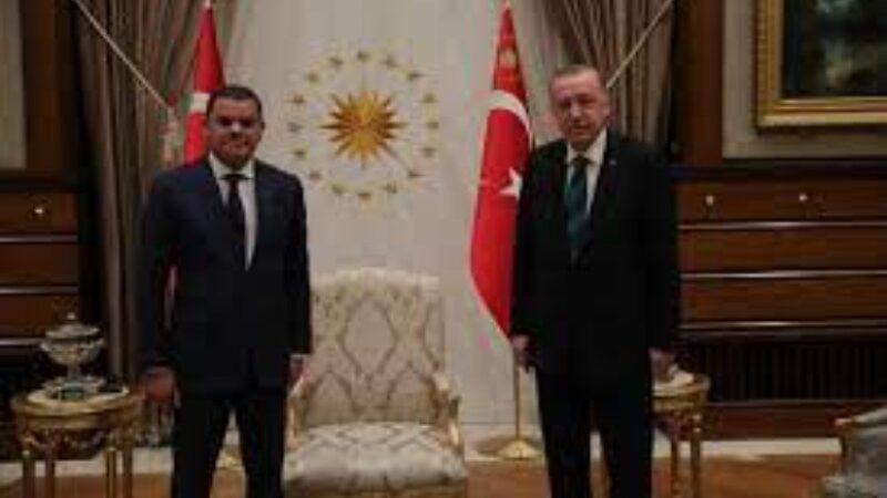 La Libye et la Turquie raffermissent leur coopération