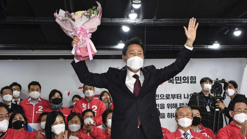 Corée du Sud : Large victoire de l'opposition conservatrice aux élections locales