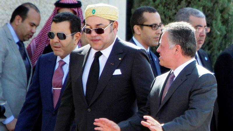 Jordanie-Tentative de déstabilisation : Le Roi Mohammed VI rassure le Roi Abdallah II du plein soutien du Maroc