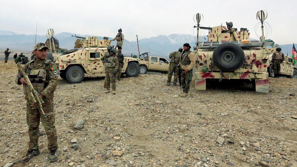 Afghanistan: 118 talibans tués lors d'opérations des forces de sécurité
