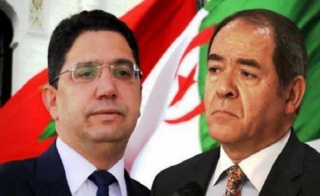 Une délégation algérienne se retire d'une réunion à cause d'une carte du Maroc incluant le Sahara