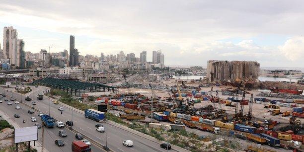 Berlin va présenter un projet de reconstruction du port de la capitale libanaise