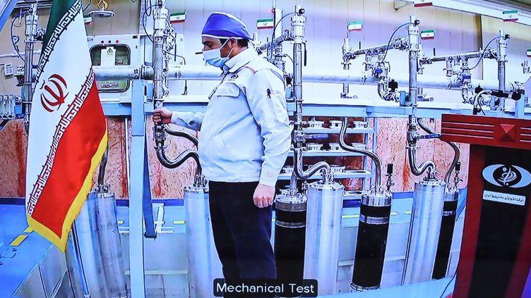 Nucléaire iranien: les Européens rejettent toute «escalade»