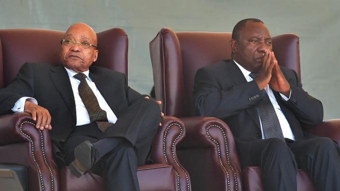 Afrique du Sud : Ramaphosa entendu par la commission d'enquête sur la corruption sous Zuma
