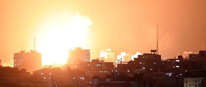 Escalade des violences entre Israéliens et Palestiniens