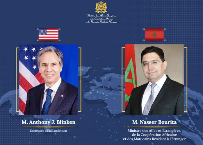 Washington approche le Maroc pour rétablir le calme au Proche-Orient