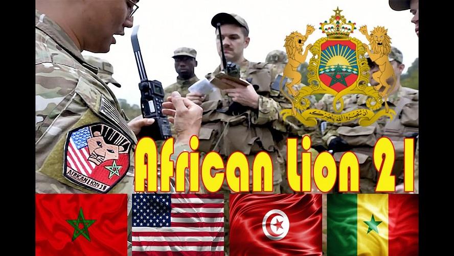 L'African Lion 2021 confirme la reconnaissance par les USA de la marocanité  du Sahara – Enjeux, au coeur de l'information mondiale