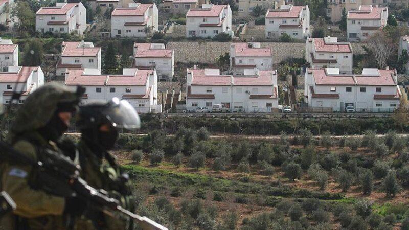Cinq pays européens demandent à Israël de stopper la colonisation dans les territoires palestiniens