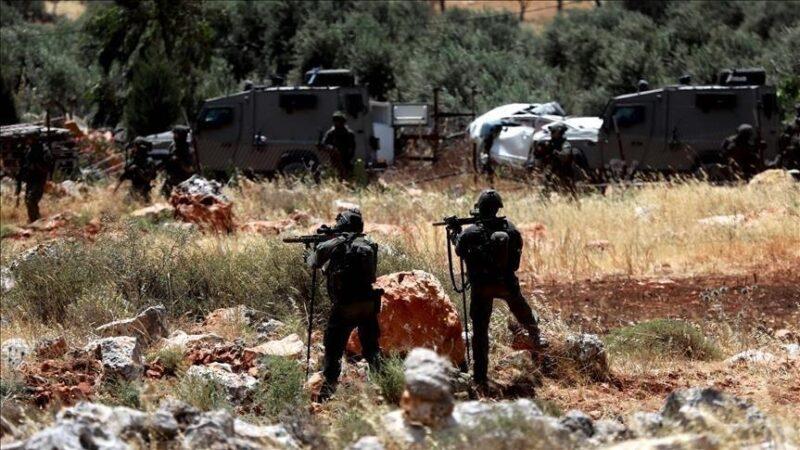 Cisjordanie : Trois Palestiniens tués par les soldats du Tsahal israélien