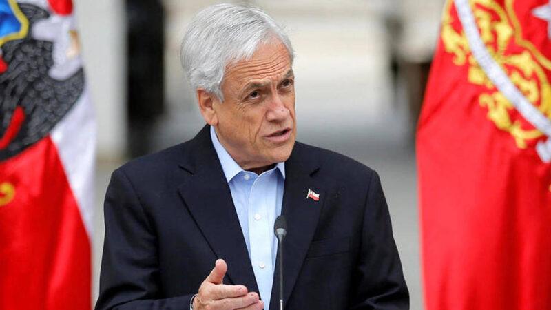 Chili: Crimes contre l'humanité du président Sebastian Pinera