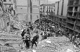 Argentine : L'attentat contre la mutuelle israélite de Buenos Aires