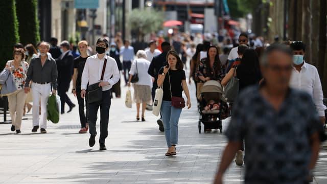 L'Angleterre lève l'essentiel de ses dernières restrictions sanitaires contre le Covid-19