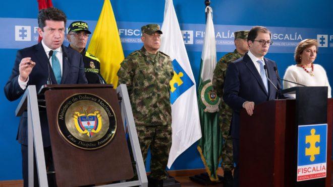 Colombie: Des attaques préparées depuis Venezuela