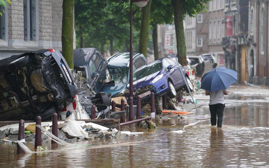 Inondations: Plusieurs victimes et dégâts matériels en Europe
