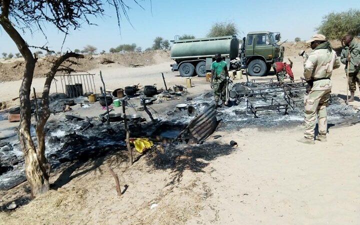 Au moins 14 civils tués dans une attaque armée à l'ouest du Niger