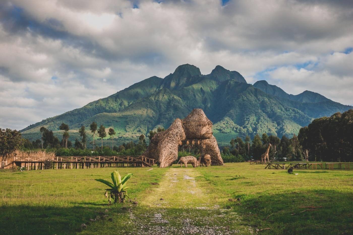 Rwanda: expansion du Parc national des Volcans