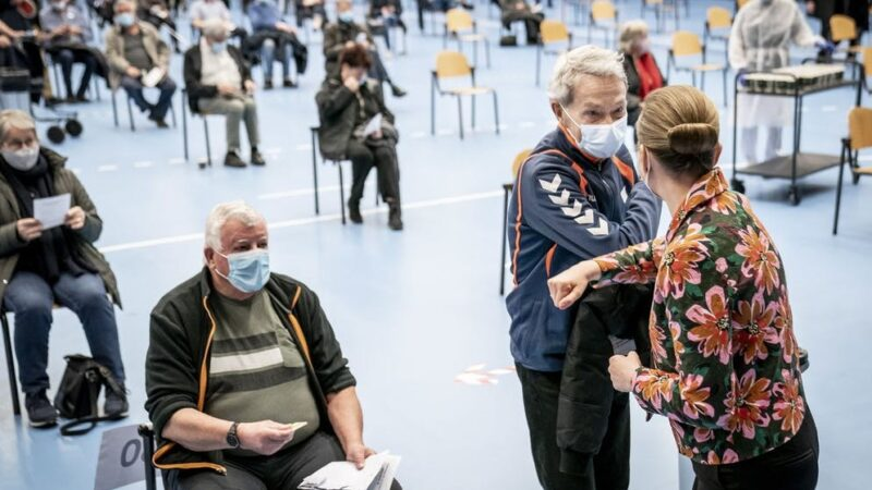 Danemark: La levée totale des restrictions Covid-19 prévue le 10 septembre