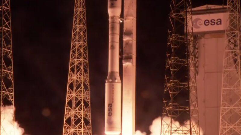 Le lanceur Vega: Nouveau succès avec plusieurs satellites en orbite