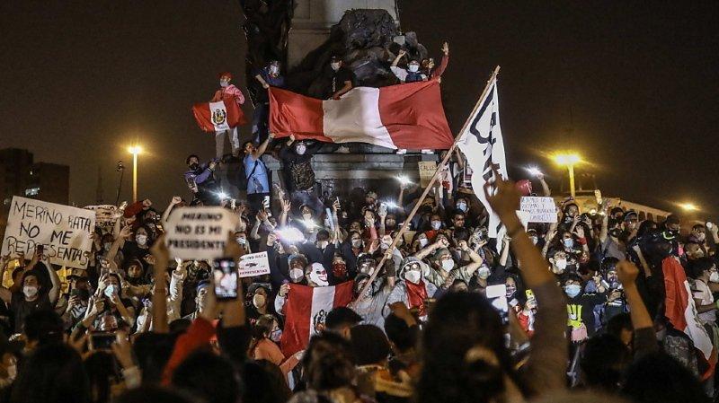 Pérou: Des manifestations contre le gouvernement présidé par Guido Bellido