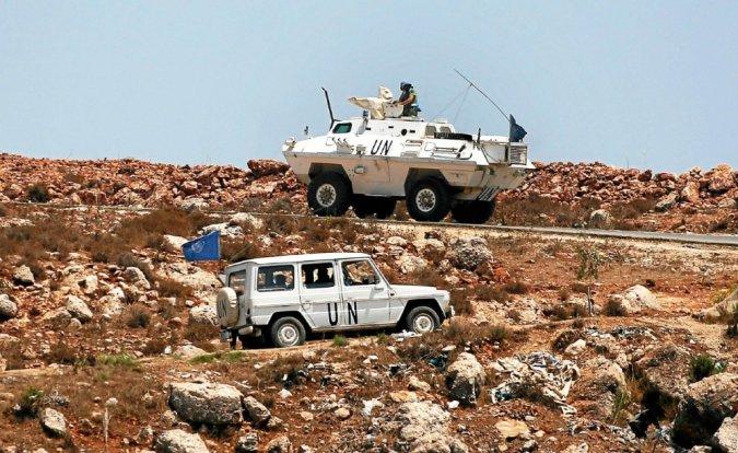 Israël : la Finul appelle à un cessez-le-feu «immédiat» des côtés de la frontière libano-israélienne