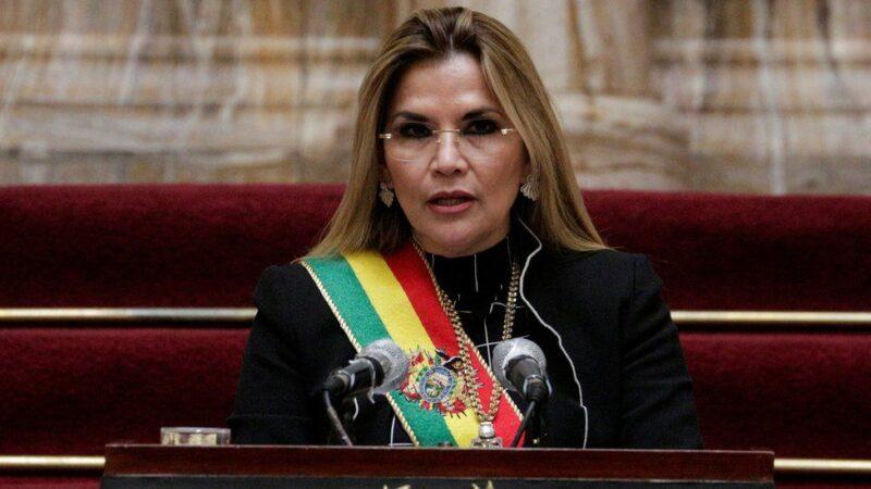 La Bolivie: Procès en responsabilité contre l'ancienne présidente par intérim, Jeanine Áñez