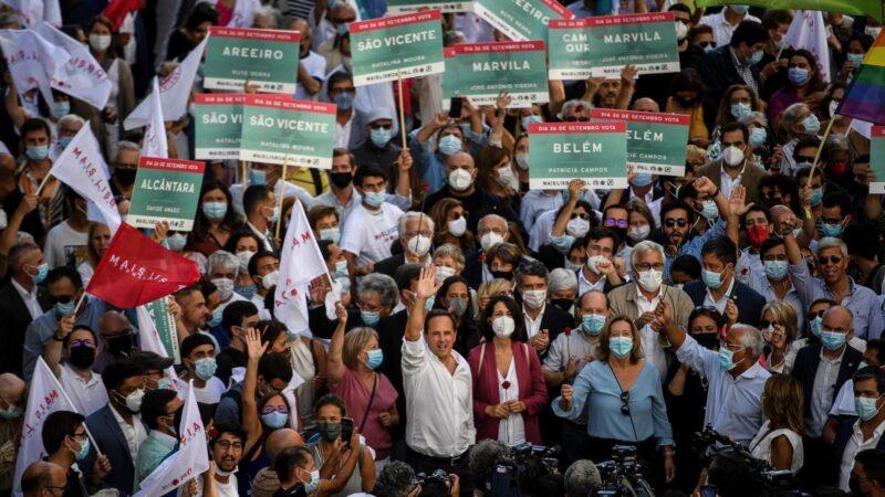 Portugal : Victoire des socialistes aux élections municipales
