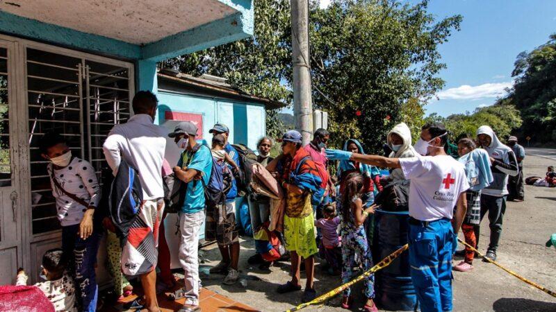 La Colombie: Régularisation d'un million de migrants vénézuéliens
