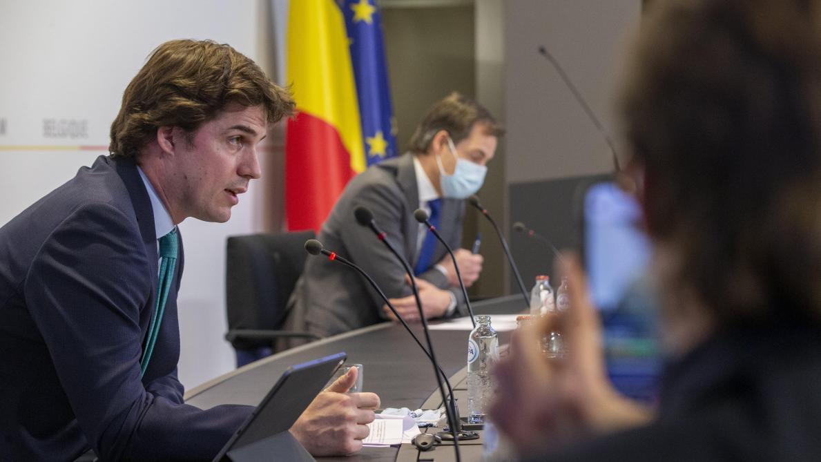 La Belgique: 750 millions d'euros de moins du paquet de relance européen