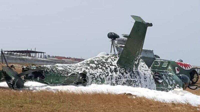 Côte d'Ivoire: Des conditions météo à l'origine du crash de l'hélicoptère de combat le 10 septembre dernier
